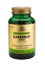 SFP Elderberry Berry Extract Vegetable Capsules